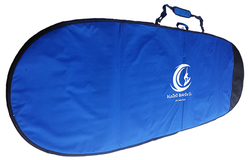 front view of carry bag