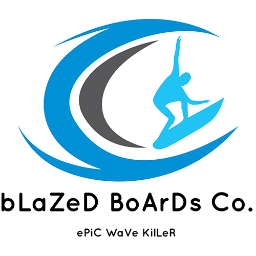 Blazed Boards Co. logo